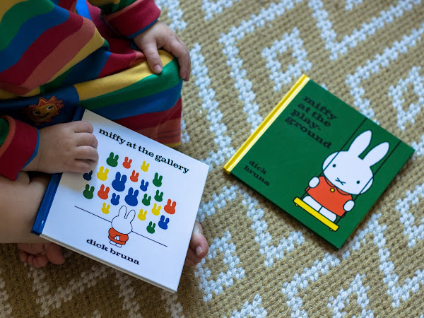 Review: Miffy Picture Books