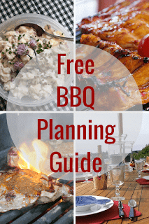 Get Your Free Planning Guide for an Awesome Summer BBQ