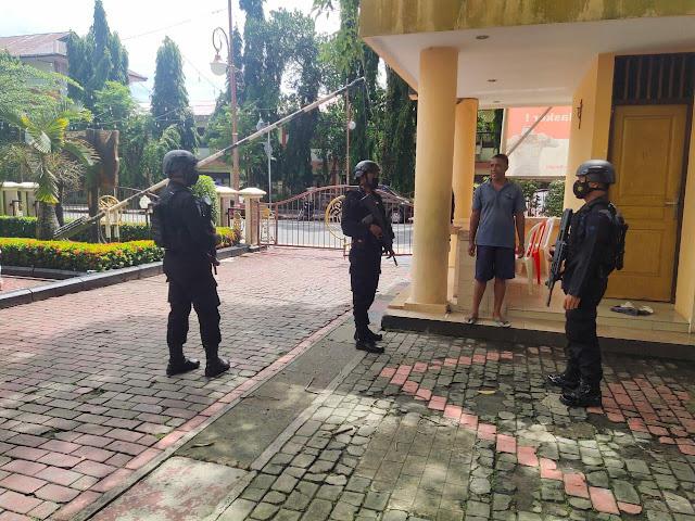 Polisi Jamin Situasi Kamtibmas Jelang Hari Raya Paskah di Ambon