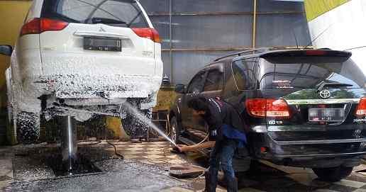 Tips memulai bisnis cuci mobil untuk pemula