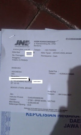 Mega-Biro Jasa Bandung-pengiriman dokumen