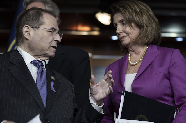 Impeachment inquiry: some Democrats keep pushing for an inquiry — but Pelosi still isn't on board
