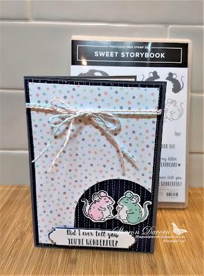 DSP, Twinkle twinkle, Sweet Storybook