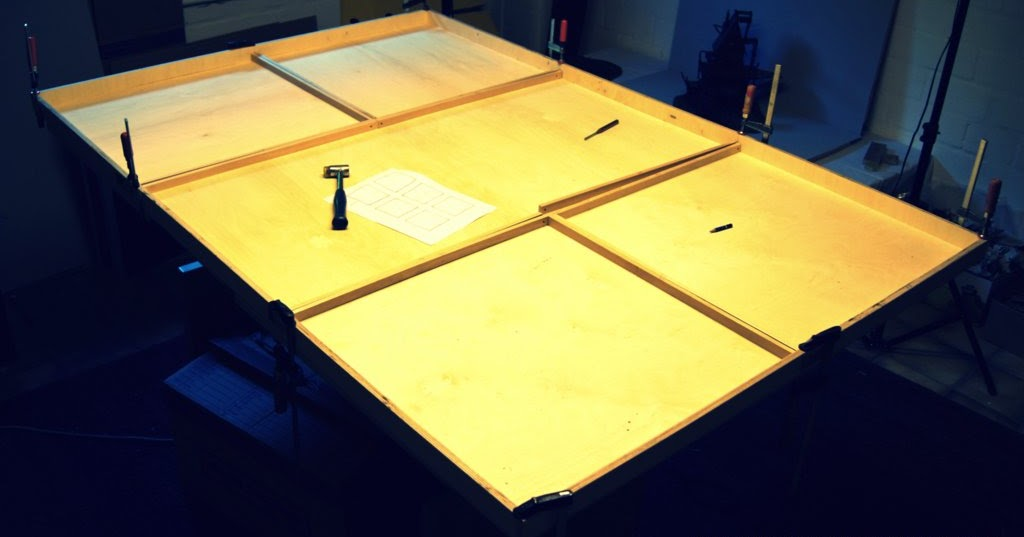 MINIATURE WARGAMING TABLE: THE 6X4 GAMING TABLE 2.0