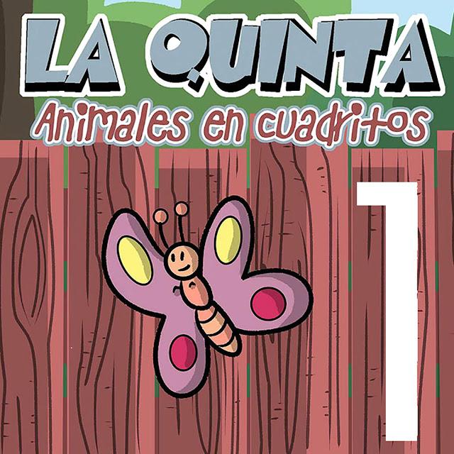 """Nº1 La Quinta:""""Animales en cuadritos"""""""