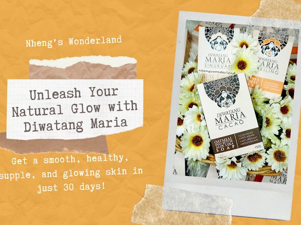 Unleash Your Natural Glow with Diwatang Maria