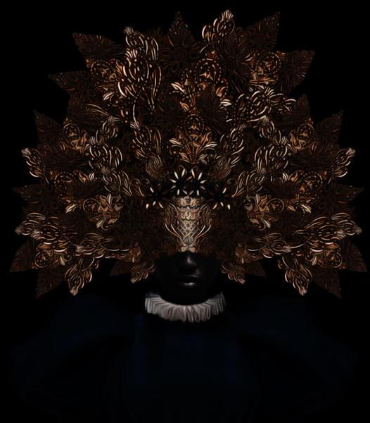 Marcelo Kovalev empodera mulheres negras em obras únicas