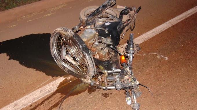 Mulher morre após moto bater de frente com carro em Luis Eduardo Magalhães