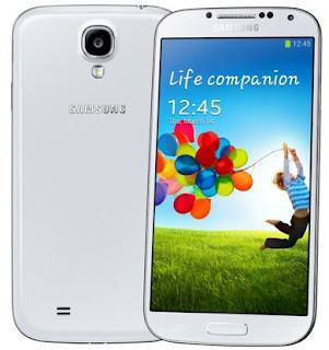 Desain Samsung Galaxy S4