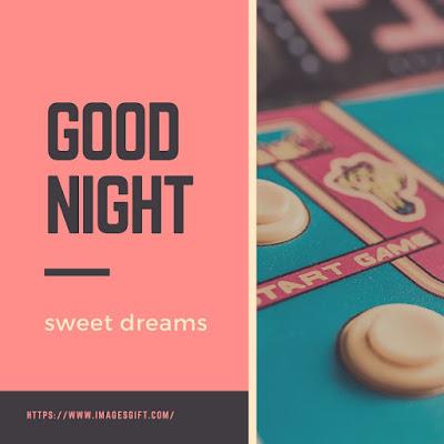 good night hindi image