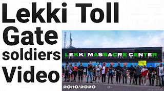 Lekki toll gate killing video