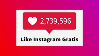 Cara mendapatkan like banyak di Instagram gratis