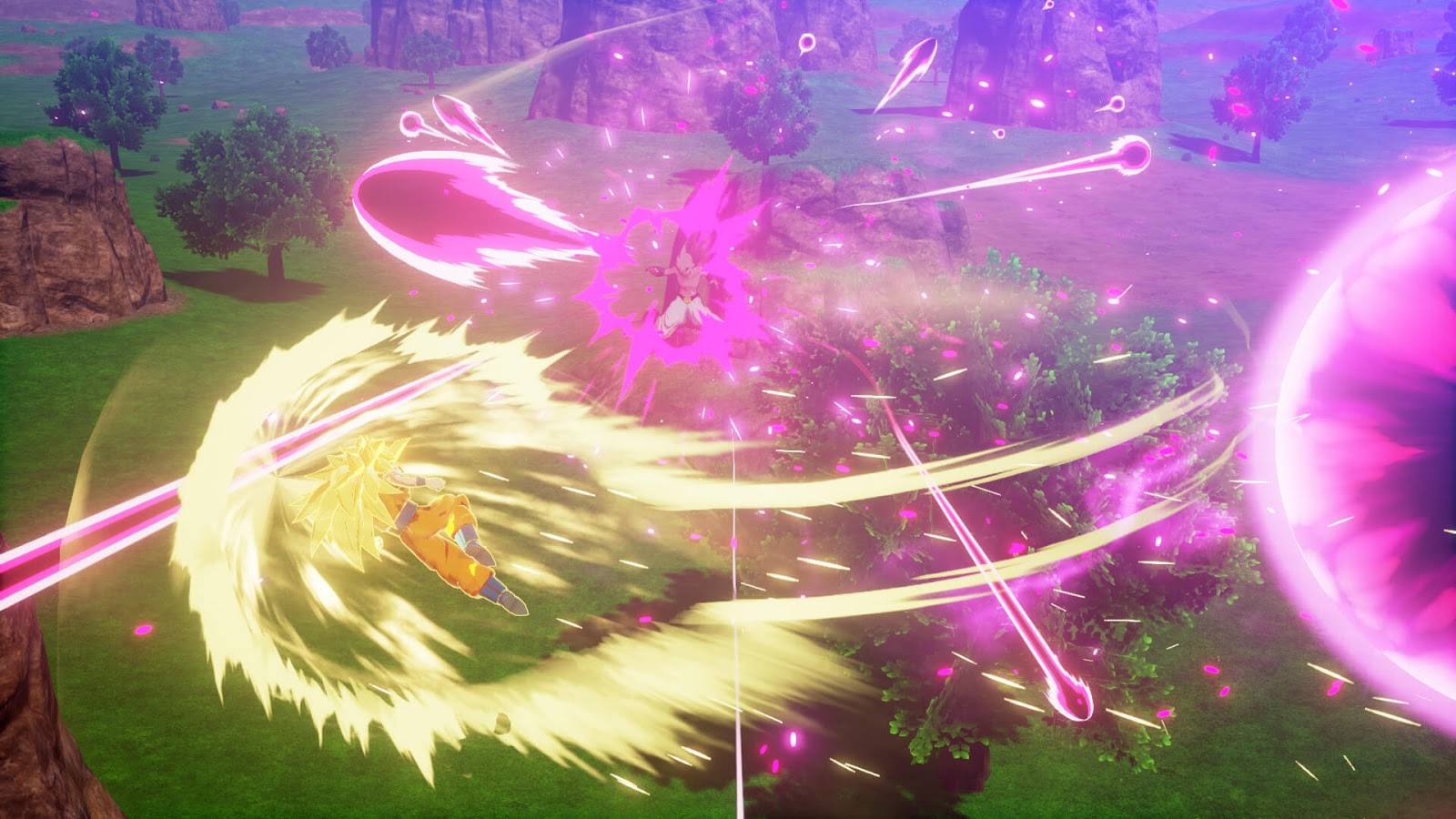 Dragon Ball Z Kakarot Full Español