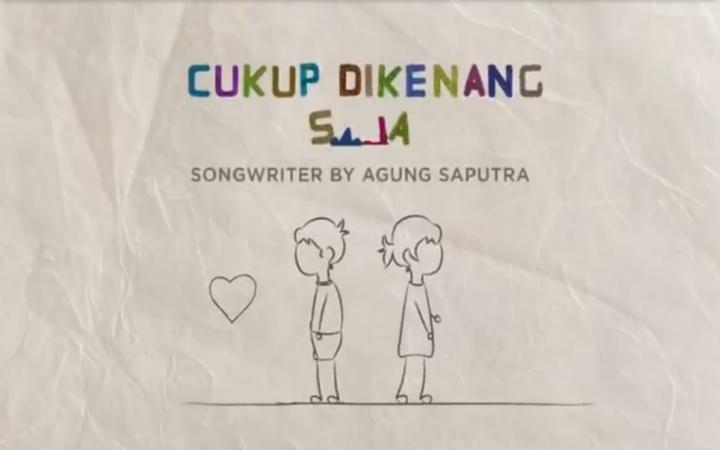 The Junas – Cukup Dikenang Saja ft Yasmin
