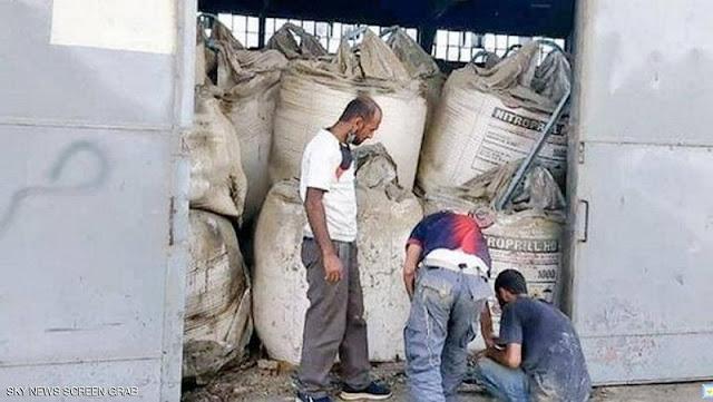 كارثه بيروت صورة تلخص في الإهمال والفساد