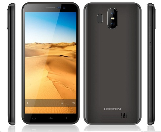 HOMTOM Launches The H1, H3 And H5 Smartphones In India