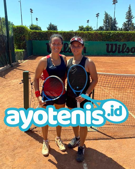 Berlaga di Turnamen WTA Belgrade, Beatrice Gumulya Gandeng Petenis Belarusia