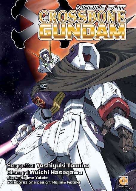 Crossbone Gundam Goen