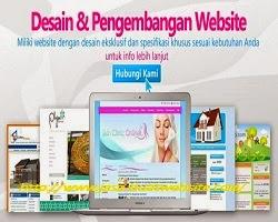 Desain & Pengembangan Web, Jasa Desain & Pengembangan Web