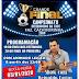Final do Campeonato Society da Cachoeirinha terá show com o cantor Reinaldo Fárias