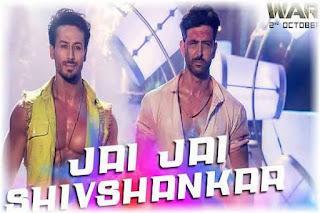 JAI JAI SHIVSHANKAR Lyrics Poster