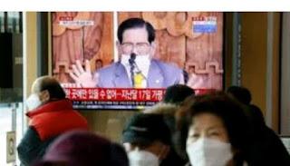 Shincheonji Church of Jesus leader Lee Man-hee got arrested in South Korea