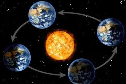 [LENGKAP] Pengertian, Pengaruh, dan Proses Revolusi Bumi