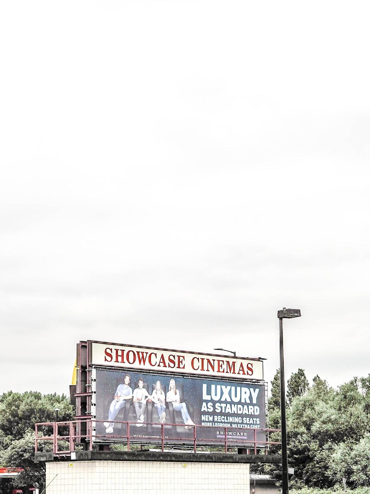Showcase Cinema Liverpool