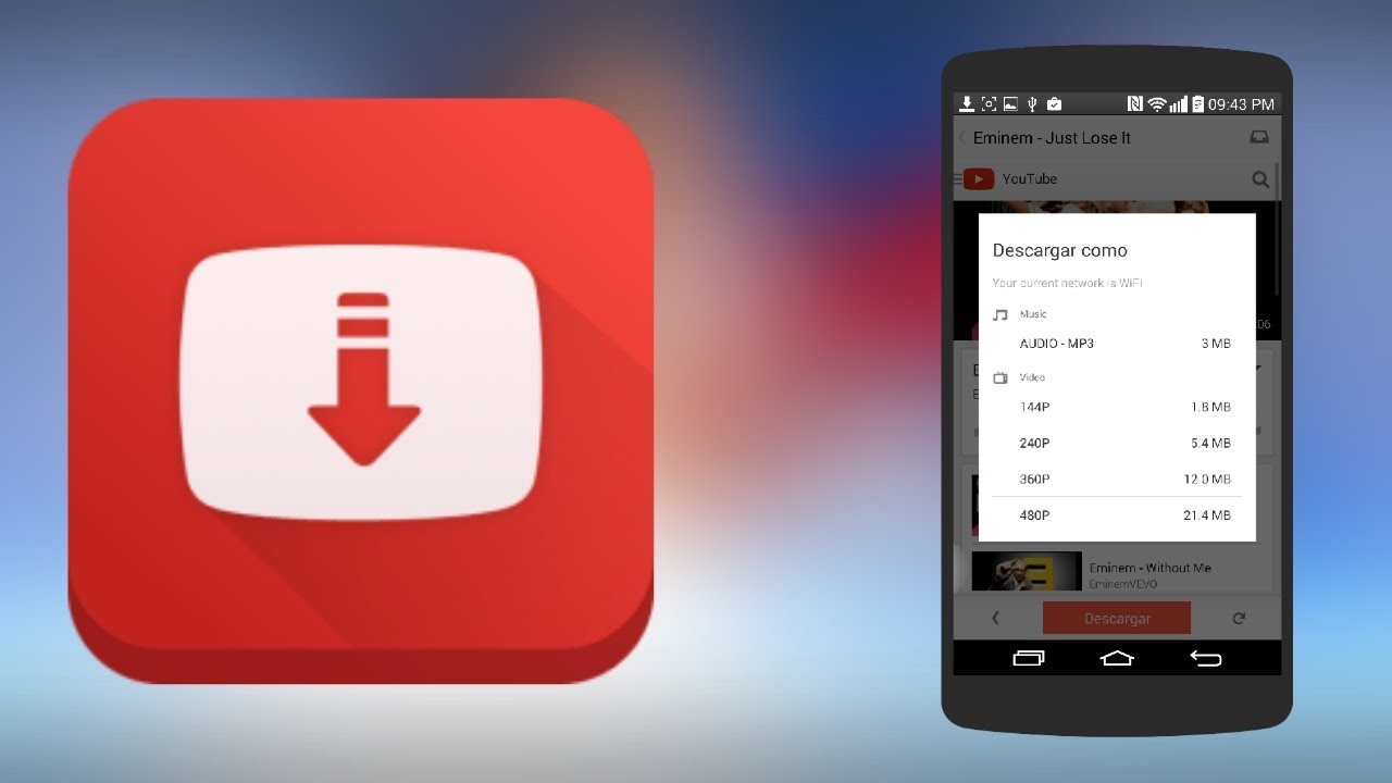 Snap Tube can download any video in your regional language