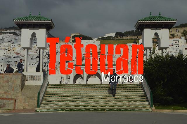 O que visitar em Tétouan, Marrocos