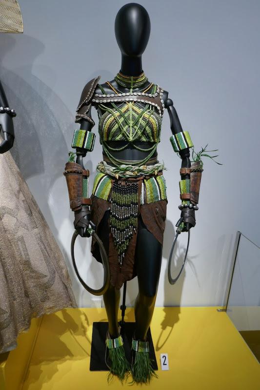 Lupita Nyongo Black Panther Nakia film costume