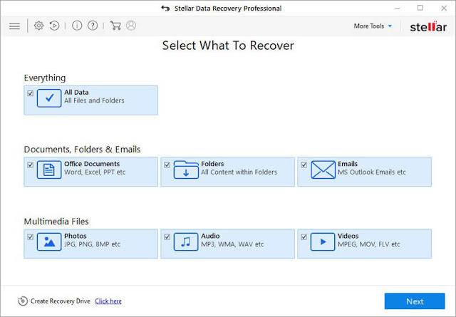 .rastar virus files recovery