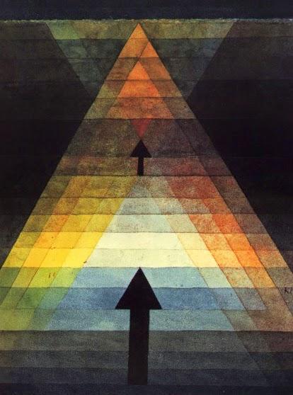 Eros - Paul Klee - (Expressionismo) Suíço - Pinturas com Títulos