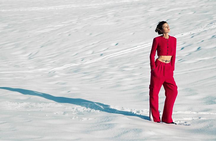 Chanel Fall/Winter 2021 Campaign