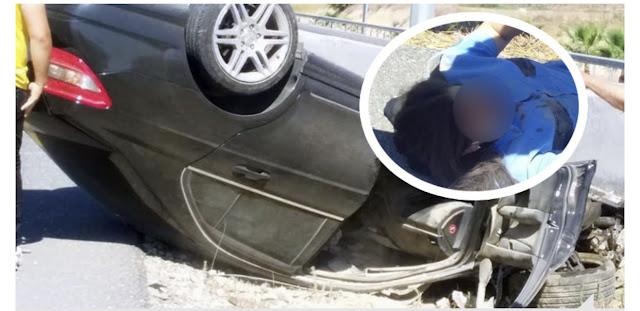 Fatal traffic accident on Lefkosa - Güzelyurt road ,1 injured