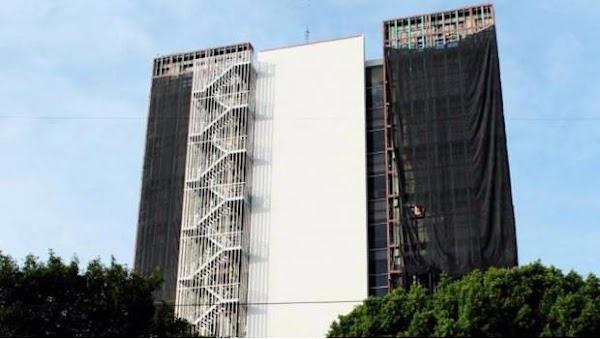 Hospital de Puebla dañado por sismo fue remodelado por empresa responsable de socavón