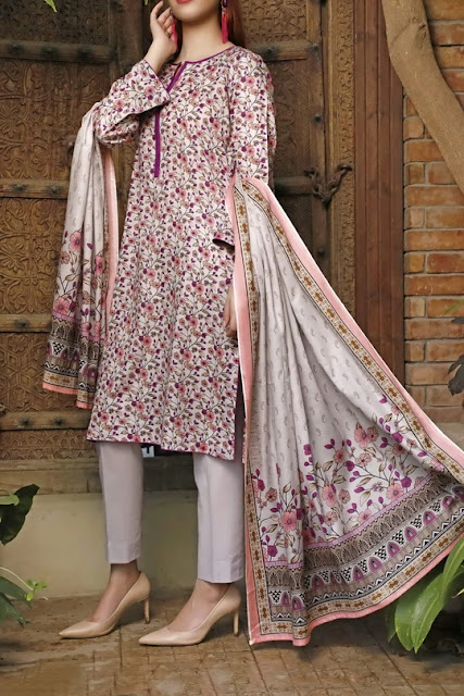 Signature Lawn Collection Spring Summer 2020 by VS Textile Price Buy Online