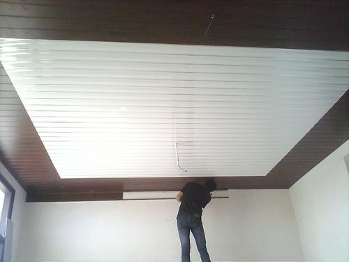 JASA PASANG PLAFON PVC CIKARANG