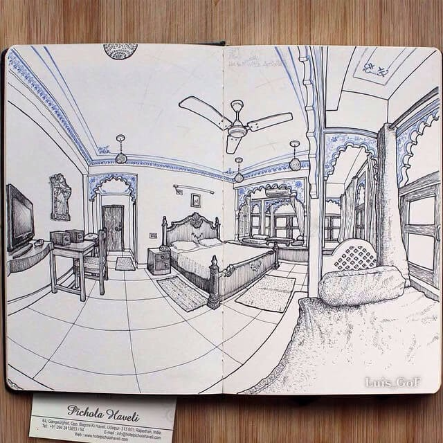 06-Rajasthan-India-LG-Feliu-Interior-Design-Travel-Diary-Drawings-www-designstack-co