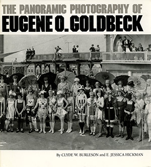 Couverture de l'ouvrage The Panoramic Photography of Eugene O. Goldbeck publié en 1986 par University of Texas Press
