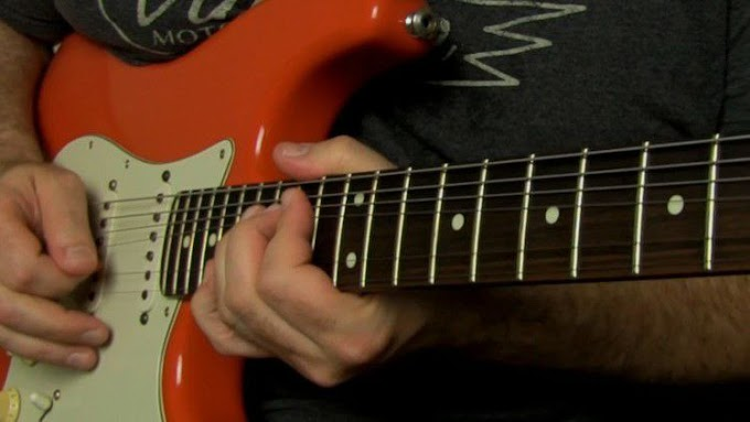 The Big 5 Guitar Techniques -Ultimate Muscle Memory Builder [Free Online Course] - TechCracked