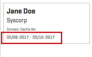AskCody Print Label