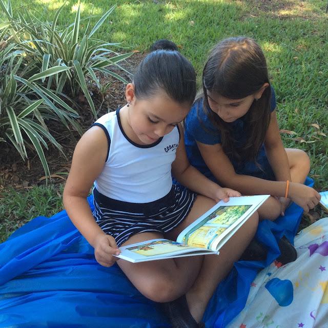 La Feria del Libro de Miami, la Fundación Cuatrogatos y Conecta Arts Miami invitan al Picnic de Libros