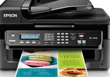 Epson WF-2520 WF-2521 Resetter Download