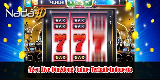 Agen Live Dingdong Online Terbaik Indonesia