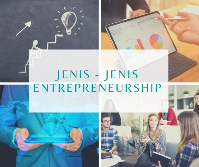 Jenis-jenis Entrepreneurship Dalam Bisnis Online