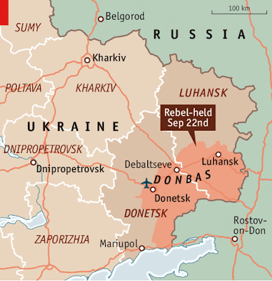 Moscow could 'defend' Russia-backed rebels