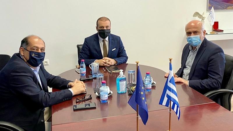 Η Περιφέρεια ΑΜ-Θ χρηματοδοτεί μελέτες για την ασφάλεια του λιμένα Αλεξανδρούπολης και του αλιευτικού καταφυγίου Μάκρης