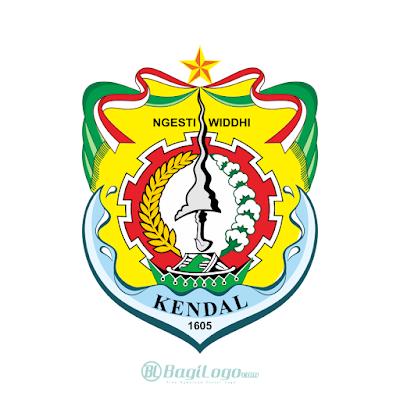 Kabupaten Kendal Logo Vector