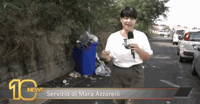 Acilia: pendolari fra rifiuti e pericoli nella stazione della Roma-Lido